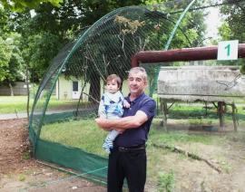 Bunicii și copiii mici, gratuit la Zoo Oradea!