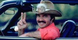 A murit Burt Reynolds (VIDEO)