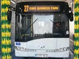 S.C. O.T.L. S.A. – Staţie modernã de spălat autobuze