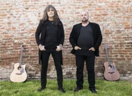 Un nou proiect muzical în Oradea: Călin Pop şi Raul Silaghi, pe scena Festivalului de Folk din Cetate