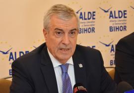Călin Popescu Tăriceanu, către membrii ALDE: Dacă vreţi să am o şansă reală la prezidenţiale, să arătam pe 26 mai că ALDE este o forţă