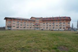 Universitatea din Oradea a predat către CNI terenul pentru viitorul cămin studenţesc, cu 800 de locuri
