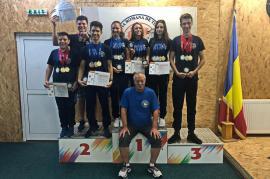 Sportivii de la CSU Oradea şi-au adjudecat 15 medalii la Campionatul Naţional de tir pentru juniori