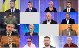 Ordinea pe buletinele de vot, la prezidenţiale: primii vor fi Iohannis, Paleologu, Barna, Kelemen și Dăncilă