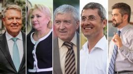 10 candidaţi pentru Cotroceni. Inflaţie de candidaţi la alegerile prezidenţiale, aproape ca în anii '90