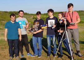 Liceeni campioni, cu un satelit cât o doză de suc: Echipa CoderDojo Oradea a câştigat finala CanSat România şi adună bani pentru a putea participa la cea europeană (FOTO)