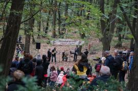 Cântă Pădurea, duminică, în Băile 1 Mai
