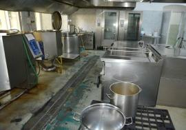 Pentru că nu poate asigura condiţii, Spitalul Municipal Oradea închide bucătăria şi va asigura masa bolnavilor prin catering