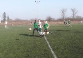 Fotbal: CSC Sânmartin a remizat în deplasare cu Crişul Chişineu Criş, iar CAO a mai bifat un amical, cu CS Ineu