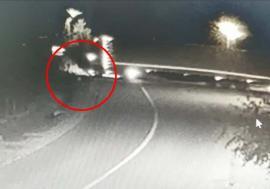Filmare șocantă cu accidentul de la Telechiu: Şoferul care și-a omorât doi consăteni și a fugit a fost arestat (VIDEO)