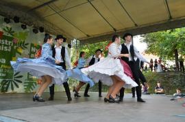 Fereastră spre Europa: Spectacol de muzică populară română şi maghiară în lunca Crişului Repede (FOTO/VIDEO)