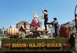 'Zilele Culturii Maghiare', la finalul lunii august. Carele alegorice din Carnavalul Florilor nu vor mai defila prin Oradea