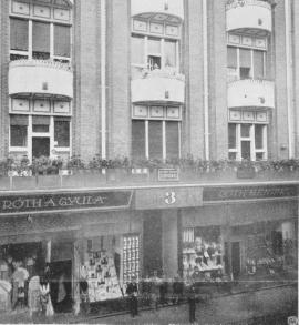 Oradea ieri, Oradea azi: Povestea Casei Roth, ultimul palat antebelic construit în oraş (FOTO)