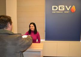 Distrigaz îşi concentrează activităţile de relații clienți în punctul de lucru din incinta Primăriei Oradea