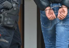 Tânăr de 27 de ani din Bihor, reţinut în Blaj. Păscăruş era urmărit naţional pentru furt şi a evadat de mai multe ori din arest la domiciliu