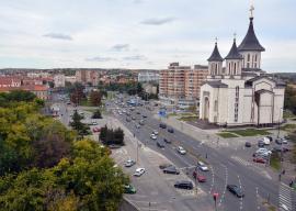 Pasaje subterane de 18 milioane de euro în centrul Oradiei. Patru asocieri de firme concurează pentru execuţia lucrărilor