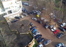 Primăria Oradea cumpără ruina din şanţul Cetăţii pentru a o demola şi a amenaja locuri de parcare