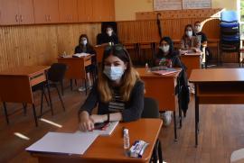 Începe simularea Bacalaureatului: Şase clase din Bihor nu pot participa, din cauza Covid-19