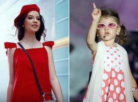 Ce domnișoară! Cum arată acum Cleopatra Stratan, micuţa care cânta despre 'Ghiţă' (FOTO/VIDEO)
