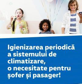 Igienizarea climei previne alergiile şi mirosurile neplăcute