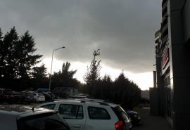 Judeţul Bihor, sub cod galben de furtuni şi grindină de mici dimensiuni