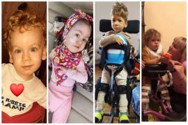 Plan măreţ: Asociaţia pentru micuţul Noel vrea să construiască din donații un centru de recuperare pentru copiii cu SMA1 (VIDEO)