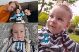 Familia micuțului Noel a strâns toți cei 2,4 milioane de dolari necesari pentru terapia salvatoare, Zolgensma