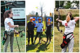 CS Redpoint are două sportive calificate pentru Cupa Europeană de juniori şi cadeţi la tir cu arcul