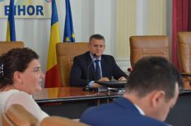 Gata cu transparenţa! Ioan Mihaiu nu mai vrea întrebări din partea presei în timpul ședințelor Colegiului prefectural
