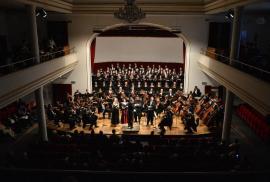 Concert vocal-simfonic 'Colind românesc', cu intrare liberă, la Filarmonică
