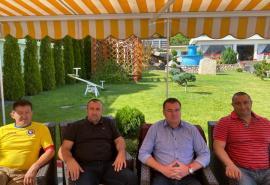Terenul de minifotbal de la şcoala din Luncşoara, primul din Bihor finanţat de UEFA!