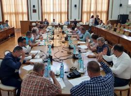 Consiliul Local a hotărât! Investiţii de 15 milioane lei în modernizarea a şase străzi din Oncea