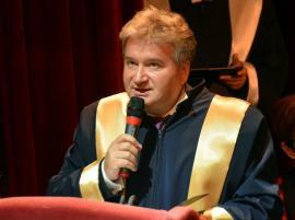 Rectorul Universităţii din Oradea, omagiat la Petroşani: Bungău va primi titlul de Doctor Honoris Causa