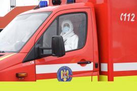 Coronavirus în Bihor: 144 de cazuri active, a crescut numărul internaților