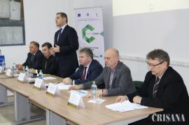 Proiectul Creative Start, dedicat tinerilor care vor să devină antreprenori în domeniul industriilor creative, prezentat la Universitatea din Oradea