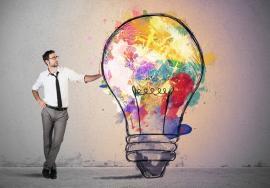 Cum să-ţi creşti IQ-ul, partea a IV-a: Învaţă şi gândeşte într-un mod creativ!