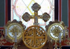 'Biserica este o instituţie fundamentală': Consiliul Judeţean a împărţit 1 milion de lei pentru parohiile din Bihor