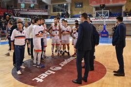 Duel decisiv acasă:CSM CSU Oradea vs. U BT Cluj, miercuri, în FIBA Europe Cup