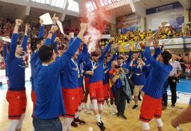 CSM CSU Oradea va întâlni campioana Ungariei în primul tur preliminar dinBasketball Champions League