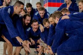 CSM Oradea a învins Steaua şi a cucerit trofeul Cupei României la polo! (FOTO)