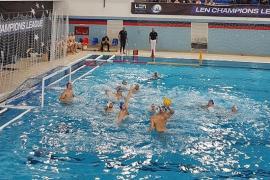 Polo: CSM Oradea a pierdut cu 7-8 primul meci al finalei cu Steaua