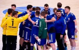 Handbaliştii de la CSM Oradea joacă duminică la Piteşti, în Cupa României