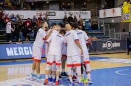 Baschetbaliştii de la CSM CSU Oradea joacă sâmbătă acasă cu SCM U Craiova
