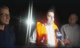 """PSD sub clar de lună: Ministrul Transporturilor, în vizită nocturnă pe autostrada din Bihor, """"un şantier pe care vin să mă relaxez' (VIDEO)"""