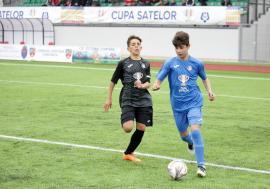 Echipa din Sânmartin a ocupat locul III la prima ediție a Cupei Satelor la Fotbal