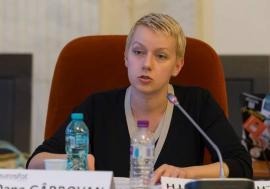Dana Gîrbovan își retrage demisia din magistratură după ce președintele Iohannis a refuzat-o ca ministru al Justiției