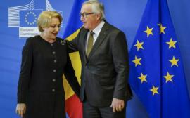 Încă o gafă a premierului Dăncilă: N-a ajuns la întâlnirea cu şeful Comisiei Europene