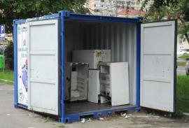 Aveţi deşeuri electrice sau electronice? Sâmbătă se deschid containerele pentru colectarea lor