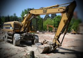 Dezvoltare fără demolare