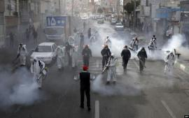OMS avertizează: Pulverizarea de dezinfectanţi pe străzi este ineficientă şi periculoasă